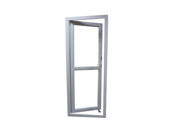 PVC Single Casement Door